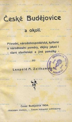 České Budějovice a okolí obálka knihy