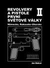Revolvery a pistole první světové války: díl 2.