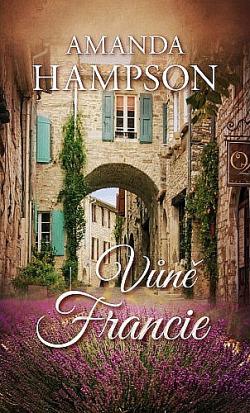 Vůně Francie obálka knihy