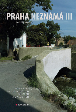 Praha neznámá III obálka knihy