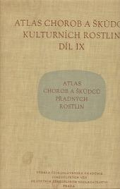 Atlas chorob a škůdců přadných rostlin