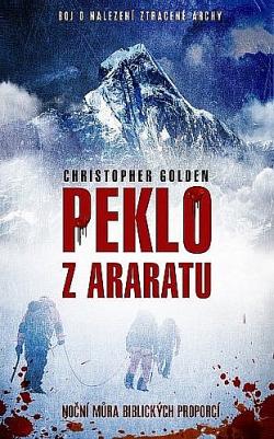 Peklo z Araratu obálka knihy