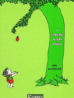 O stromu, který dával obálka knihy