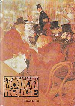 Moulin Rouge obálka knihy