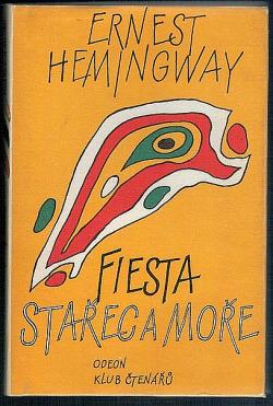 Fiesta / Stařec a moře obálka knihy