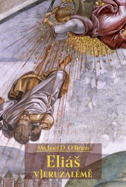 Eliáš v Jeruzalémě obálka knihy