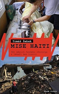 Mise Haiti obálka knihy