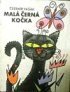 Malá černá kočka
