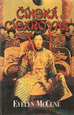 Čínská císařovna obálka knihy