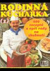 Rodinná kuchařka 2 : (609 receptů a opět rady na zhubnutí́)