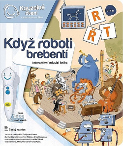 Když roboti brebentí obálka knihy