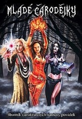 Mladé čarodějky obálka knihy