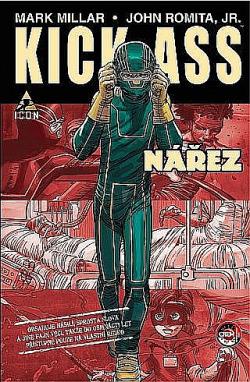 Kick-Ass: Nářez obálka knihy