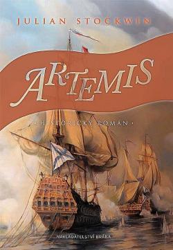 Artemis obálka knihy