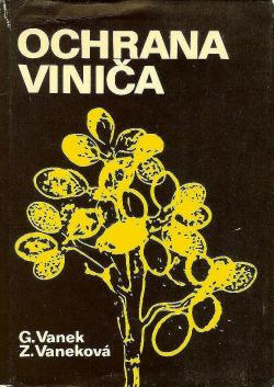 Ochrana viniča obálka knihy