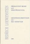 Překračování hranic aneb Zprostředkovatel Bedřich Loewenstein
