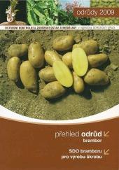 Přehled odrůd brambor 2009