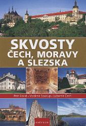 Skvosty Čech, Moravy a Slezska obálka knihy