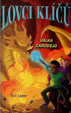 Válka čarodějů obálka knihy