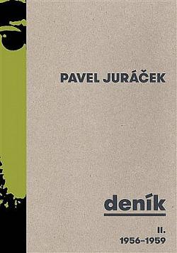 Deník II.: 1956-1959 obálka knihy