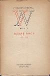Básně noci (1921-1929)