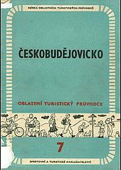 Českobudějovicko obálka knihy