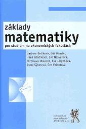 Základy matematiky pro studium na ekonomických fakultách