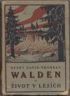 Walden či  Život v lesích