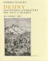 Dejiny slovenskej literatúry pre deti a mládež do roku 1945