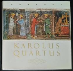 Karolus Quartus obálka knihy