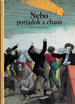 Nebo - poriadok a chaos obálka knihy