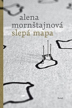Slepá mapa obálka knihy