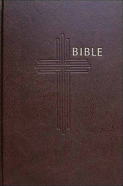 Bible obálka knihy