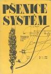 Pšenice - systém