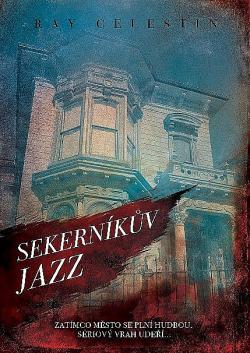 Sekerníkův jazz obálka knihy