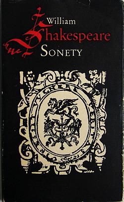 Sonety obálka knihy