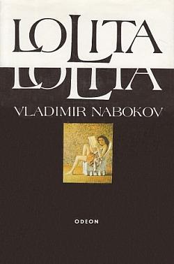 Lolita obálka knihy