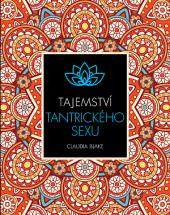 Tajemství tantrického sexu obálka knihy
