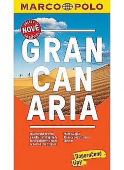 Gran Canaria obálka knihy