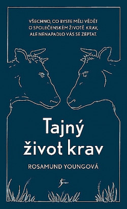 Tajný život krav obálka knihy