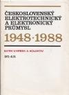 Československý elektrotechnický průmysl 1948 - 1988
