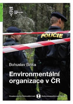 Environmentální organizace v ČR obálka knihy