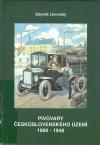 Pivovary československého území 1900 - 1948
