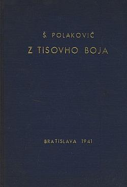 Z Tisovho boja obálka knihy