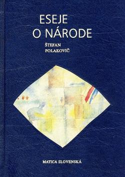 Eseje o národe obálka knihy