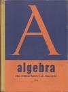 Algebra pro střední školy pro pracující