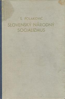 Slovenský národný socializmus obálka knihy