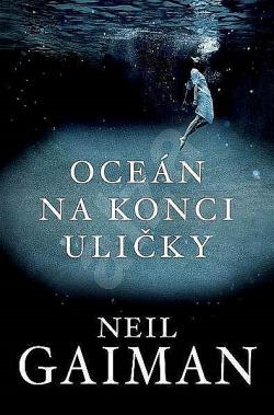 Oceán na konci uličky obálka knihy