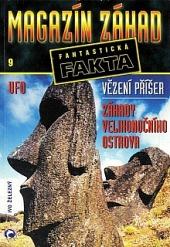 Magazín záhad 2001/9 obálka knihy