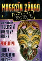 Magazín záhad 2000/6 obálka knihy